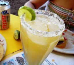 Michelada beer