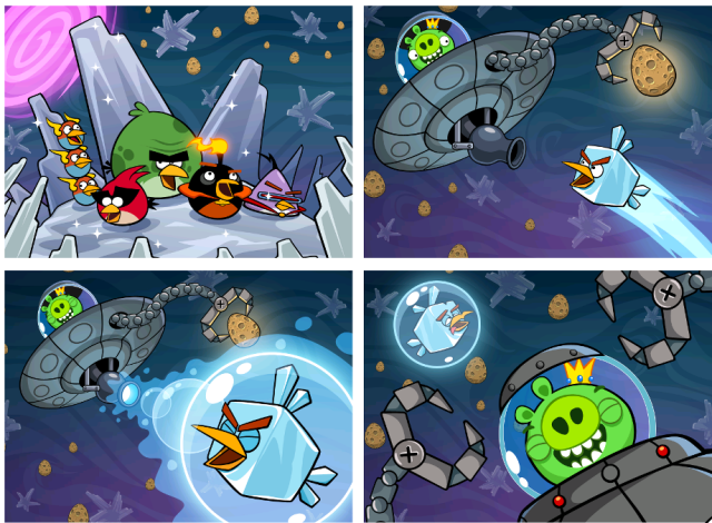An angrybirds-q cachedangry birds space space full setup Windows angry