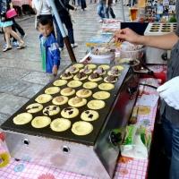 Taiwan wheel cakes - 車輪餅