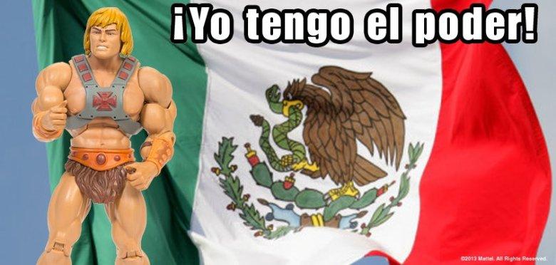 He-Man Mexico