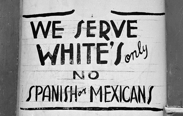 Incredibly, you can be Mexican AND white