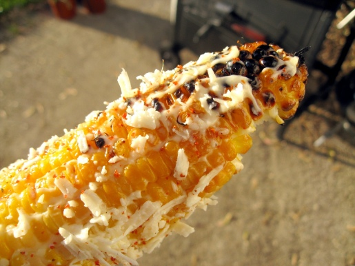 Elote, by Jenny Konrad @Flickr