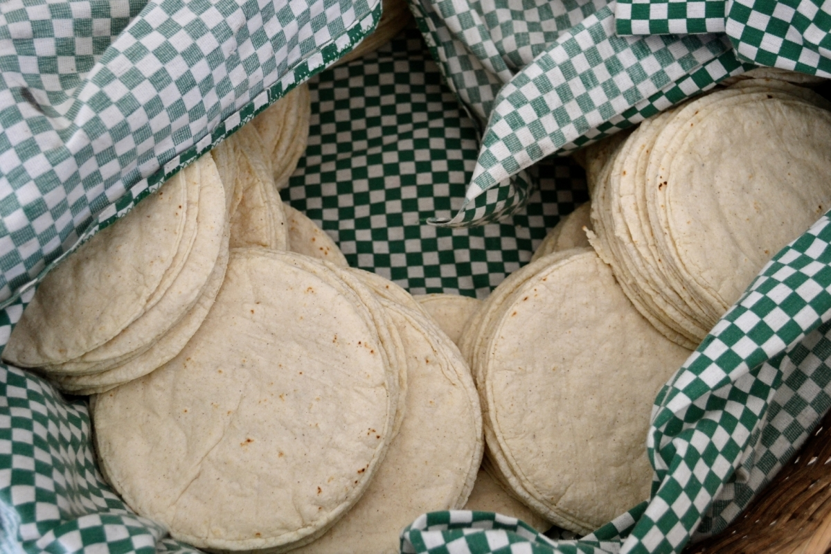 The guide to Mexican tortillas