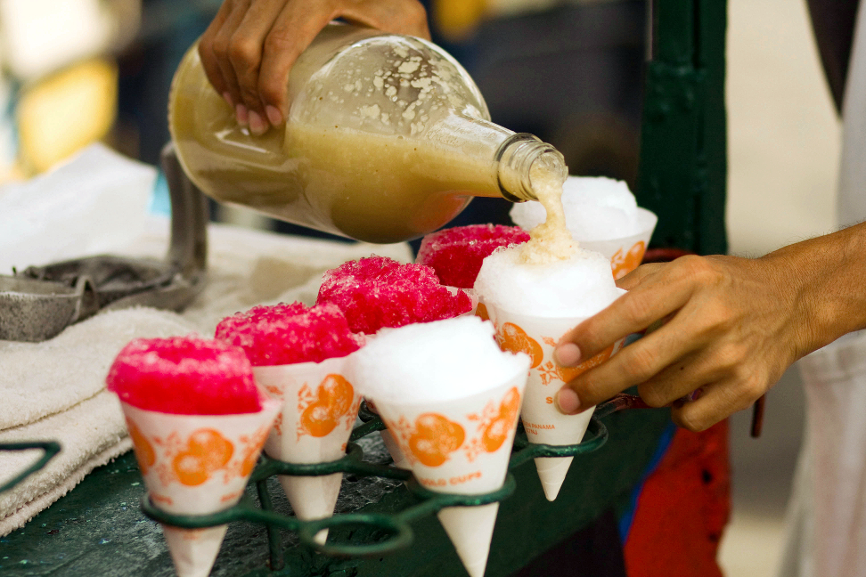 Raspados – Shaved ice (Mexico) | tales of wander