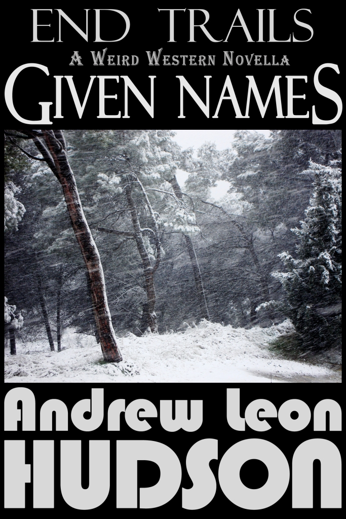 Andrew Leon book cover