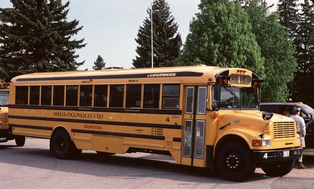 School Bus - Thomas Ledgemere