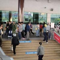Border couriers, Zhuhai - 边境走私, 珠海